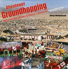 Abenteuer Groundhopping - Jörg Heinisch Hörbuch 2CD NEU