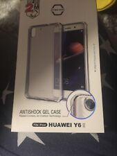 Antishock Gel Case For Huawei Y6 II Mobile Phone BNIB