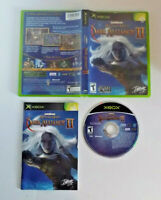 Baldur's Gate: Dark Alliance II complete good shape (Microsoft Xbox, 2004)