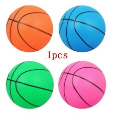 Gift Basketball Ball Kids Toy Pvc Pimpled rubber Inflatable Useful New
