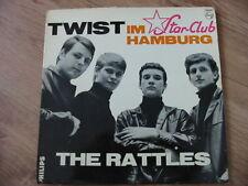 vinyl12inch The Rattles Twist im Star-Club German Press 1963