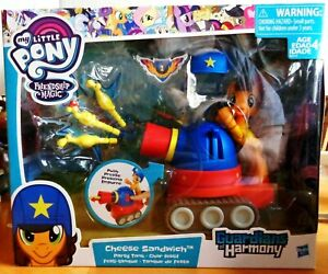 My Little Pony Guardians of Harmony Cheese Sandwich Pony NEW Free Shipping