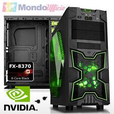 PC GAMING AMD FX 8370 4,3 Ghz 8 CORE - Ram 8 GB - HD 2 TB - nVidia GTX 1070 8 GB