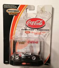 MATCHBOX COLLECTIBLE COCA COLA 1960 MGA CONVERTIBLE CABRIOLET