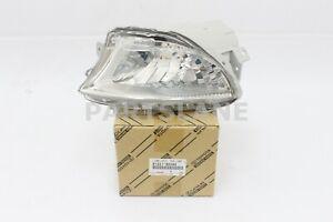81221-50090 Toyota OEM Genuine LAMP UNIT, FOG LAMP, LH