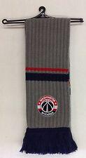 NBA Washington Wizards Adidas Winter Knit Scarf Style #S610Z NEW!