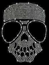 Bügelbilder mit dem Thema Skelett & Schädel