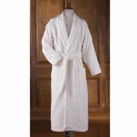The Genuine Turkish Cotton Luxury Bathrobe Robe Shawl XS Womens 6-8 Men 34