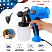 Paint Sprayer Spray Gun Airless Wagner Electric 400W Home Outdoor Wall Fence Car
