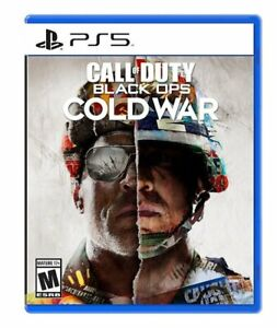 Call of Duty: Black Ops Cold War Standard Edition (Sony Playstation 5, 2020)