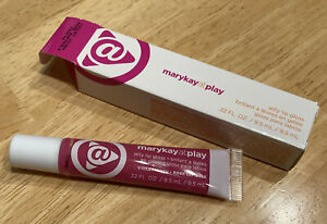 Mary Kay At Play Jelly Lip Gloss Violet Vixen #062093 New In Box