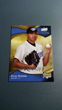 RICKY ROMERO RC ROOKIE 2009 UPPER DECK ICONS SERIAL # 009/999 CARD # 130 B0762