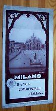 MILANO (Mailand, Italien) # Reise-Werbung Prospekt