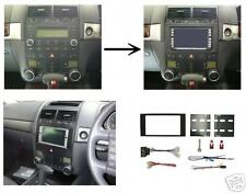 Volkswagen TOUAREG DOUBLE DIN DASH KIT