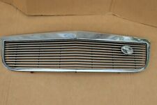 2000-2005 Cadillac Deville CHROME Metal Grille Grill Billet