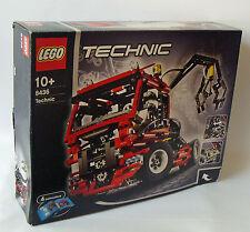 Lego® Technic 8436 - Truck mit Pneumatik Kran 1027 Teile 10+ Neu/New