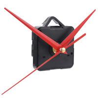 DIY Quartz Clock Movement Mechanism Repair Parts Kit Replacement Essential Tools