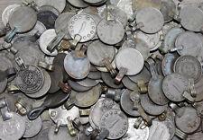 Tribal-Münzen, 10 Stück Vintage Kuchi Tribal Münzen, 2,0 - 2,5 cm Durchmesser,