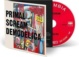 PRIMAL SCREAM - DEMODELICA [CD] Sent Sameday*