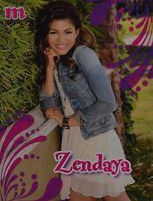 ZENDAYA COLEMAN - A4 Poster (20 x 27 cm) - Shake it Up Clippings Ausland USA