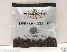 Miscela D'Oro Espresso single regular Cremoso Espresso Pods 150 ct