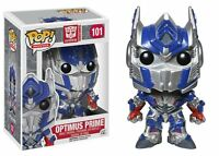 Funko Pop Transformers Optimus Prime Bobble Head Figure #101
