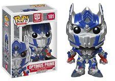 Funko Pop Transformers Optimus Prime Bobble Head Figure #101
