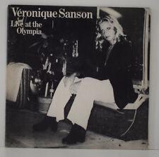 VERONIQUE SANSON Live at the Olympia 2 LP VINYL 33T Vinyle 62 018 WEA 1976