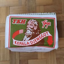 Teh Kepala Djenggot  Indonesia Traditional tea, 4 packs x 40gr