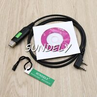 Cat USB Programming Program Cable Kenwood Radio TH-F7/TH-F6