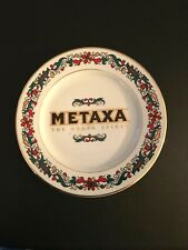 Metaxa limited edition plate 106/2500 (2019-0003)