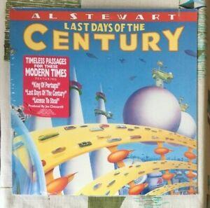 Al Stewart SEALED LP Last Days of the Century 1988 M-/M