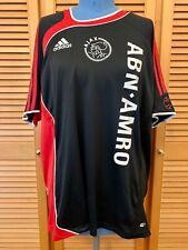 Ajax Amsterdam 2006-2007 away Huntelaar football shirt jersey maillot