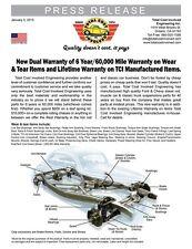 TCI 1955,1956, 1957, 1958, 1959  Chevrolet Pickup Leaf Spring Rear Suspension