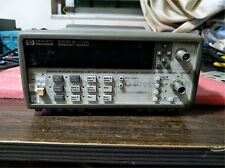 Used Frequency Counter HP 53181A 225 Mhz