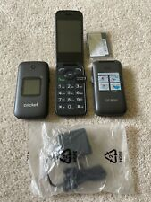 Alcatel 4052C, 4GB - Black UNLOCKED cricket Smart Flip Phone
