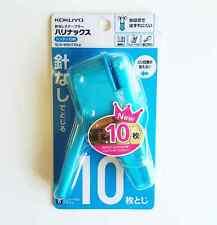 Kokuyo stapler Harinacs Stapless for 10 sheets handy SLN-MSH110LB