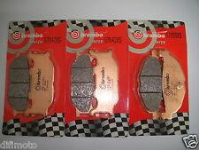 Pasticche Brembo Anteriori 07042xs Posteriori 07059xs Yamaha Majesty 400 2012