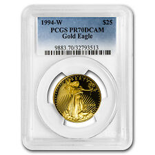 1994-W 1/2 oz Proof Gold American Eagle PR-70 PCGS - SKU #65515