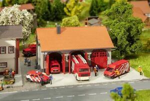 Faller 222209 Spur N - Feuerwehrgerätehaus NEU und OVP