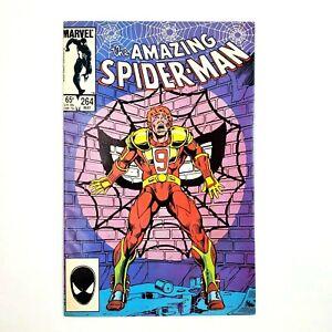 Amazing Spider-Man #264 May 1985 Marvel Comic Book John Romita Sr. Cover