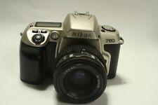 Nikon F60 35mm SLR Film Camera Body  with  35-70mm
