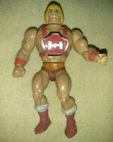 Power Punch He-Man 1984 MOTU Masters of the Universe Figure Caps Cap Gun Action