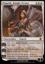 MTG ELSPETH, KNIGHT-ERRANT EXC - ELSPETH, CAVALIERA ERRANTE - ALA - MAGIC