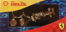 Shell Helix Ferrari Collectible Keychain F1 Die-cast wc2e 8bu