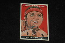 MISTY MAY-TREANOR 2010 SPORTKINGS SIGNED AUTOGRAPHED CARD #164 USA VOLLEYBALL