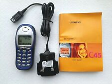 SIEMENS C45 WITH CHARGER T-MOBILE