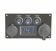 Ford Transit Camper Van Switch Panel USB VW Transporter Van Conversion