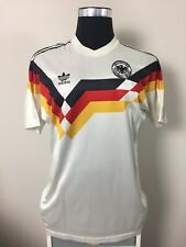 Original West Germany Home Football Shirt Jersey 1988-1990 (M/L)