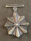 South African Prison Service Silver Medal For Merit NCO Apartheid Era